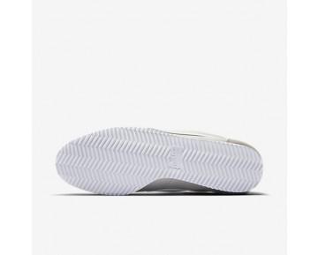 Chaussure Nike Classic Cortez Nylon Pour Homme Lifestyle Gris Pâle/Noir/Blanc_NO. 807472-006