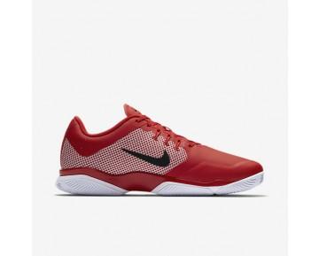 Chaussure Nike Court Air Zoom Ultra Clay Pour Homme Tennis Rouge Université/Blanc/Noir_NO. 845008-600
