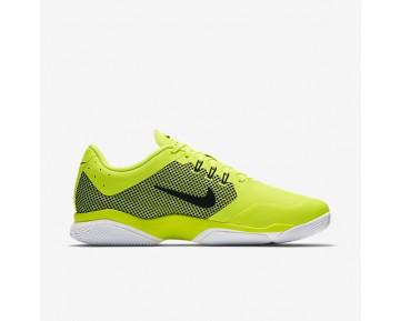 Chaussure Nike Court Air Zoom Ultra Pour Homme Tennis Volt/Blanc/Noir/Noir_NO. 845007-701
