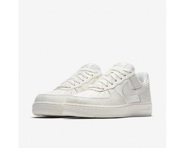 Chaussure Nike Air Force 1 07 Premium Pour Femme Lifestyle Voile/Beige Clair/Blanc/Voile_NO. 896185-100