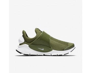 Chaussure Nike Sock Dart Pour Femme Lifestyle Vert Feuille De Palmier/Noir/Blanc_NO. 848475-300