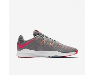 Chaussure Nike Air Zoom Condition Pour Femme Fitness Et Training Discret/Crépuscule Brillant/Hyper Orange/Rose Coureur_NO. 852472-006