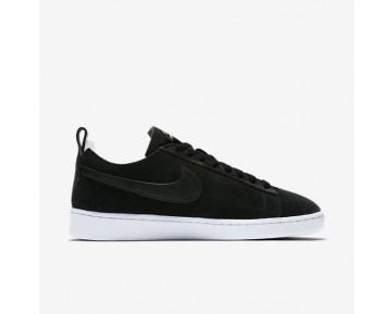 Chaussure Nike Lab Blazer Low Tech Craft Pour Homme Lifestyle Noir/Blanc/Noir_NO. AA1057-001