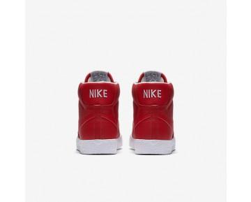 Chaussure Nike Blazer Mid Premium 09 Pour Homme Lifestyle Rouge Électrique/Noir/Gomme Marron Clair/Blanc_NO. 429988-604