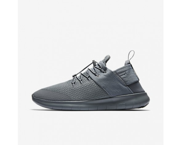 Chaussure Nike Free Rn Commuter 2017 Pour Homme Lifestyle Gris Froid/Gris Loup/Gris Froid_NO. 880841-002