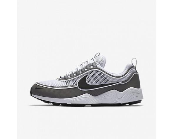 factory authentic b578a c4703 Chaussure Nike Air Zoom Spiridon Pour Homme Lifestyle Blanc Cendré  Clair Noir NO. 849776-101