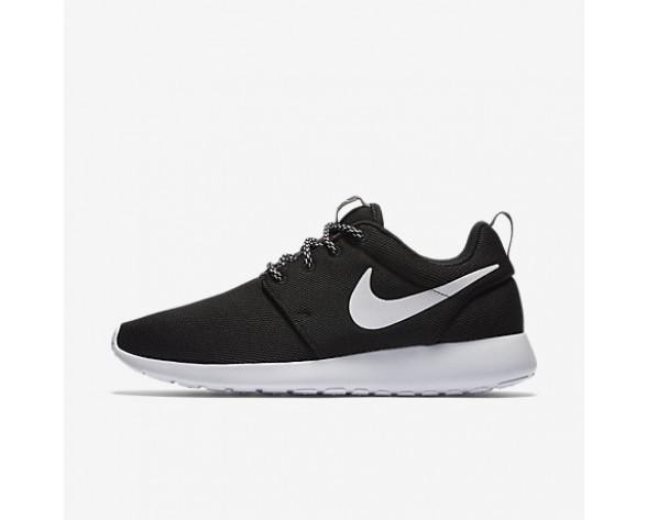 Chaussure Nike Roshe One Pour Femme Lifestyle Noir/Gris Foncé/Blanc_NO. 844994-002