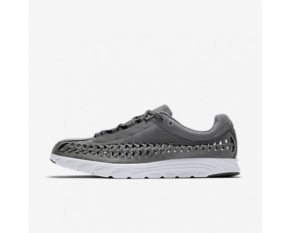 Chaussure Nike Mayfly Woven Pour Homme Lifestyle Gris Froid/Noir/Blanc_NO. 833132-004