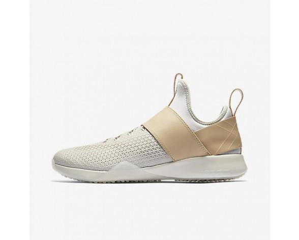 Chaussure Nike Lab Air Zoom Strong Pour Femme Fitness Et Training Beige Clair/Champignon/Voile/Voile_NO. 876134-002