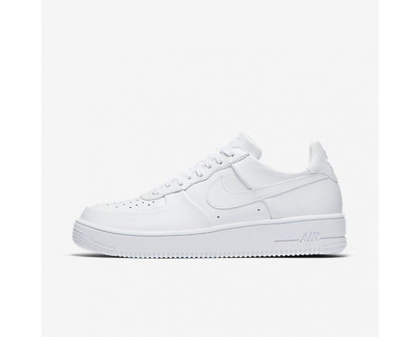 reputable site 2191f fb3a4 Chaussure Nike Air Force 1 Ultraforce Leather Pour Homme Lifestyle Blanc  Blanc Blanc NO. 845052-100