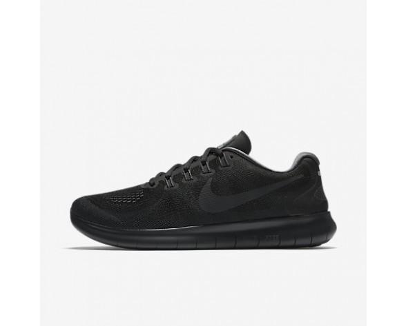 Chaussure Nike Free Rn 2017 Pour Homme Running Noir/Gris Foncé/Gris Froid/Anthracite_NO. 880839-003