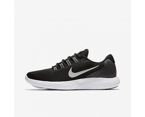 Chaussure Nike Lunar Converge Pour Homme Running Noir/Anthracite/Blanc/Argent Mat_NO. 852462-001