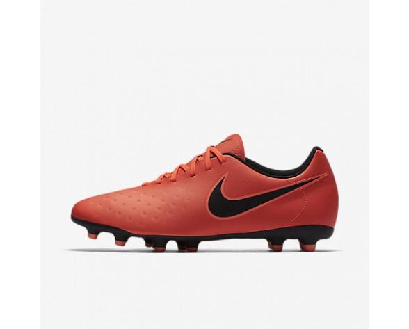 Chaussure Nike Magista Ola Ii Fg Pour Homme Football Cramoisi Total/Mangue Brillant/Noir_NO. 844420-808