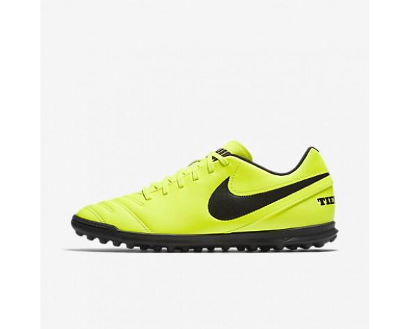 Chaussure Nike Tiempo Rio Iii Pour Homme Football Volt/Volt/Noir_NO. 819237-707