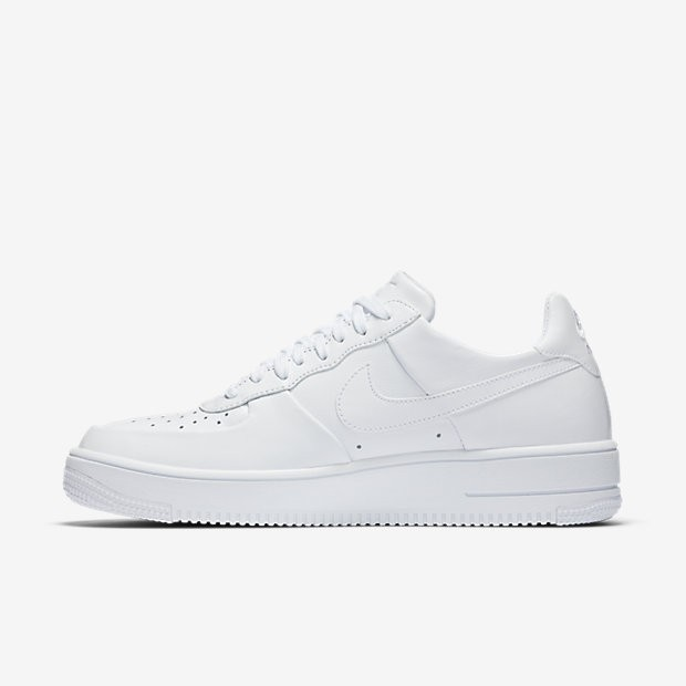 best cheap c2fed 10113 845052-100. Chaussure Nike Air Force 1 Ultraforce Leather Pour Homme  Lifestyle Blanc Blanc Blanc NO. Prix normal   105,46 €