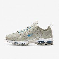 Chaussure Nike Air Max Plus Tn Ultra Pour Homme Lifestyle Blanc/Gris Pâle/Blanc/Bleu Photo_NO. 898015-100