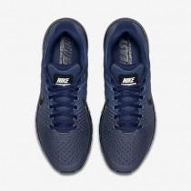 the latest feddd 3dbe2 Chaussure Nike Air Max 2017 Pour Homme Lifestyle Bleu  Binaire Obsidienne Noir NO. 849559