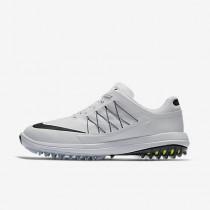 Chaussure Nike Lunar Control Vapor Pour Homme Golf Blanc/Volt/Noir_NO. 849971-100