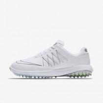 Chaussure Nike Lunar Control Vapor Pour Homme Golf Blanc/Argent Métallique/Argent Métallique/Blanc_NO. 849971-101