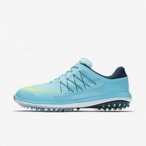 Chaussure Nike Lunar Control Vapor Pour Homme Golf Ciel Éclatant/Bleu Nuit Marine/Blanc/Vert Ombre_NO. 849971-400