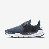 Chaussure Nike Sock Dart Pour Femme Lifestyle Bleu Escadron/Anthracite/Blanc/Bleu Glacier_NO. 819686-404