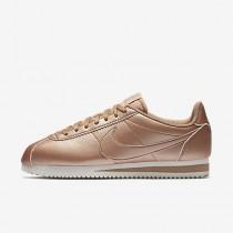 Chaussure Nike Classic Cortez Metallic Pour Femme Lifestyle Bronze Rouge Métallique/Blanc Sommet/Bronze Rouge Métallique/Bronze Rouge Métallique_NO. 807471-900