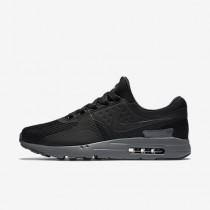 Chaussure Nike Air Max Zero Pour Femme Lifestyle Noir/Gris Foncé/Noir_NO. 789695-001