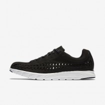 Chaussure Nike Mayfly Woven Pour Homme Lifestyle Noir/Blanc Sommet/Noir_NO. 833132-001
