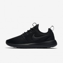 on sale 9e18b 70adb Chaussure Nike Roshe Two Pour Femme Lifestyle Noir Noir NO. 844931-004
