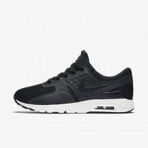 Chaussure Nike Air Max Zero Pour Femme Lifestyle Noir/Voile/Noir_NO. 857661-002
