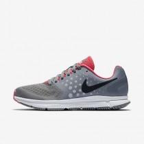 Chaussure Nike Air Zoom Span Pour Femme Running Discret/Rose Coureur/Platine Pur/Noir_NO. 852450-009