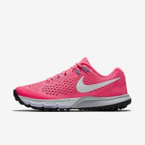 Chaussure Nike Air Zoom Terra Kiger 4 Pour Femme Running Rose Coureur/Hortensias/Rose Vif/Blanc_NO. 880564-601