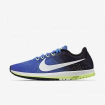 Chaussure Nike Zoom Streak 6 Pour Femme Running Hyper Cobalt/Noir/Vert Ombre/Blanc_NO. 831413-410