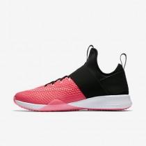 Chaussure Nike Air Zoom Strong Pour Femme Fitness Et Training Rose Coureur/Noir/Blanc_NO. 843975-601