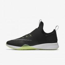 Chaussure Nike Air Zoom Strong Pour Femme Fitness Et Training Noir/Gris Foncé/Volt/Blanc_NO. 843975-001