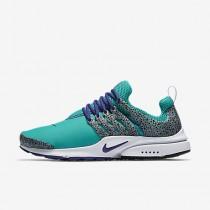 Chaussure Nike Air Presto Qs Pour Homme Lifestyle Vert Turbo/Platine Pur/Blanc/Violet Court_NO. 886043-300