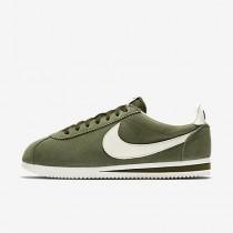 Chaussure Nike Classic Cortez Leather Se Pour Homme Lifestyle Vert Légion/Voile_NO. 861535-301