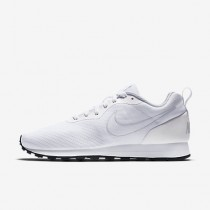 Chaussure Nike Md Runner 2 Breathe Pour Homme Lifestyle Blanc/Blanc_NO. 902815-100