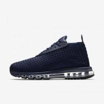 Chaussure Nike Lab Air Max Woven Pour Homme Lifestyle Bleu Nuit Marine/Noir/Bleu Nuit Marine_NO. 921854-400