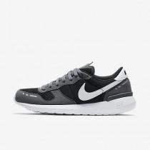 Chaussure Nike Air Vortex 17 Pour Homme Lifestyle Noir/Gris Foncé/Blanc/Blanc_NO. 876135-001