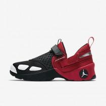 Chaussure Nike Jordan Trunner Lx Og Pour Homme Lifestyle Noir/Rouge Sportif/Blanc_NO. 905222-001