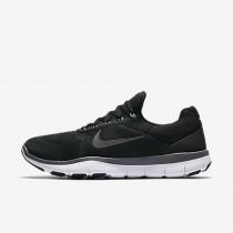 Chaussure Nike Free Trainer V7 Pour Homme Lifestyle Noir/Blanc/Gris Foncé_NO. 898053-003