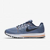 Chaussure Nike Air Zoom Vomero 12 Pour Homme Running Bleu Toile/Bleu Binaire/Bleu Arsenal Clair/Obsidienne Foncée_NO. 863762-403