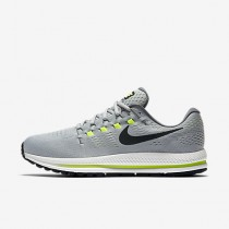 quality design afed3 e3bd5 Chaussure Nike Air Zoom Vomero 12 Pour Homme Running Gris Loup Gris  Froid Platine