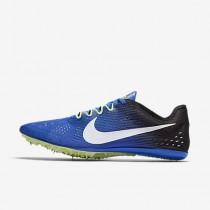Chaussure Nike Zoom Victory 3 Pour Homme Running Hyper Cobalt/Noir/Vert Ombre/Blanc_NO. 835997-413