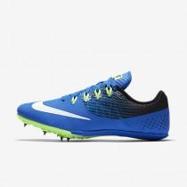 Chaussure Nike Zoom Rival S 8 Pour Homme Running Hyper Cobalt/Noir/Vert Ombre/Blanc_NO. 806554-413