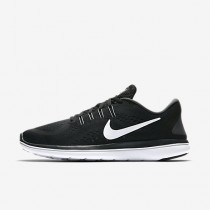 Chaussure Nike Flex 2017 Rn Pour Homme Running Noir/Anthracite/Gris Froid/Blanc_NO. 898457-001