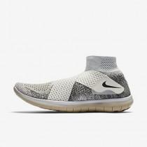 Chaussure Nike Lab Free Rn Motion Flyknit 2017 Pour Homme Running Voile/Noir/Champignon/Noir_NO. 883291-100