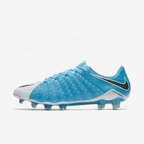 Chaussure Nike Hypervenom Phantom 3 Fg Pour Homme Football Bleu Photo/Blanc/Bleu Chlorine/Noir_NO. 852567-104