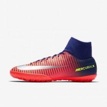 Chaussure Nike Mercurialx Victory Vi Tf Pour Homme Football Bleu Royal Profond/Cramoisi Total/Zeste D'Agrumes/Chrome_NO. 903614-409
